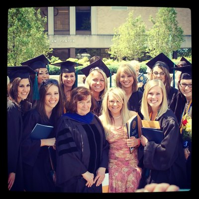 university of akron graduation, dietetics