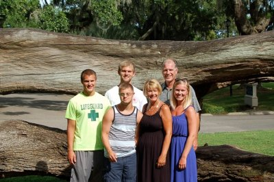 family photo, pawley's island,