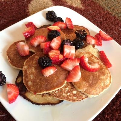 protein pancakes, healthy
